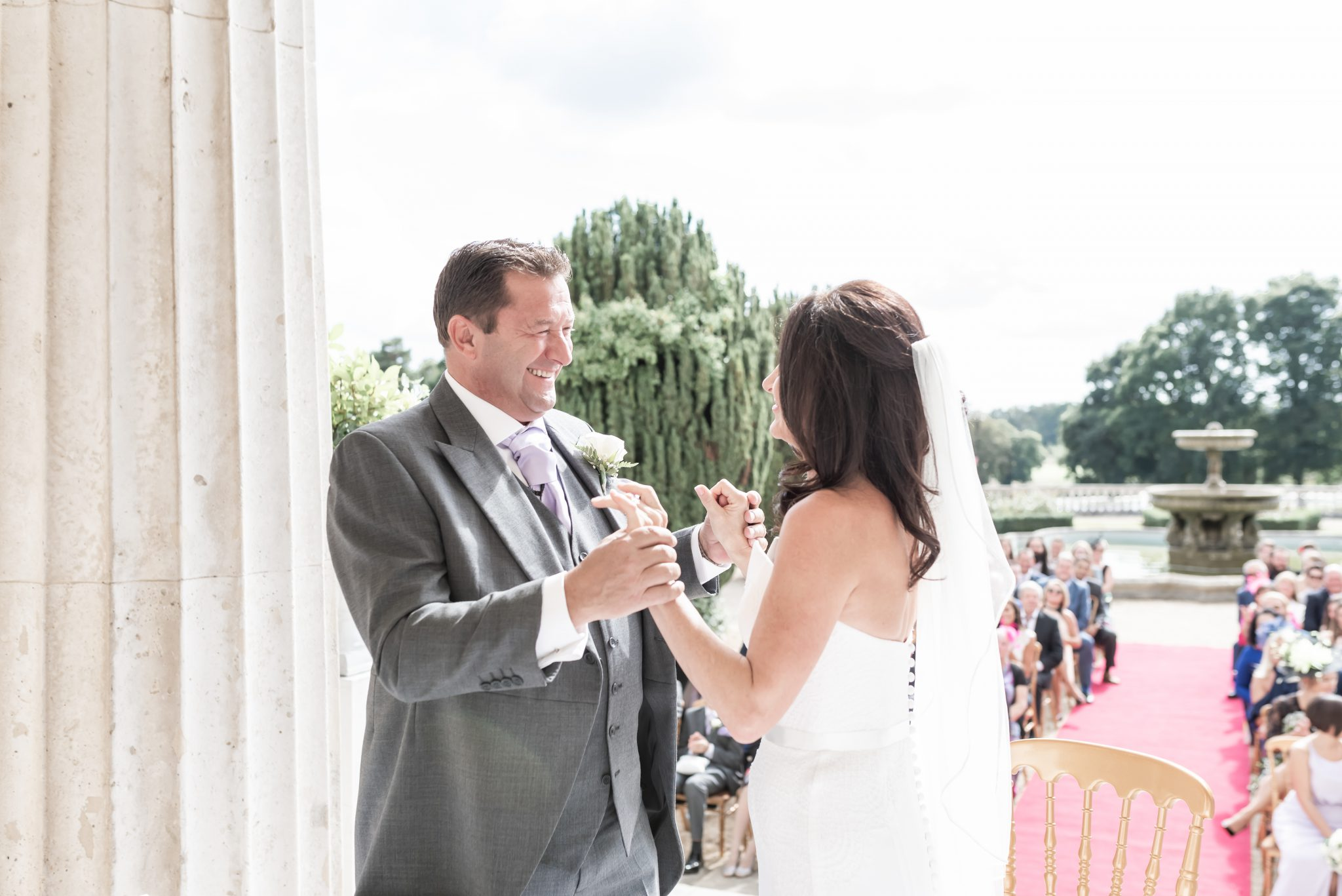 LGFA Sally & Errol Wedding, Stoke Park