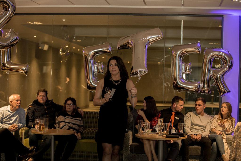 David Lloyd Launch Party | © KBK Photography